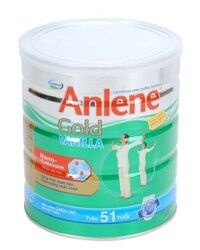 Cách pha sữa bột Anlene cho người lớn