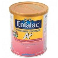 Cách pha sữa bột Enfalac cho bé sinh non, nhẹ cân