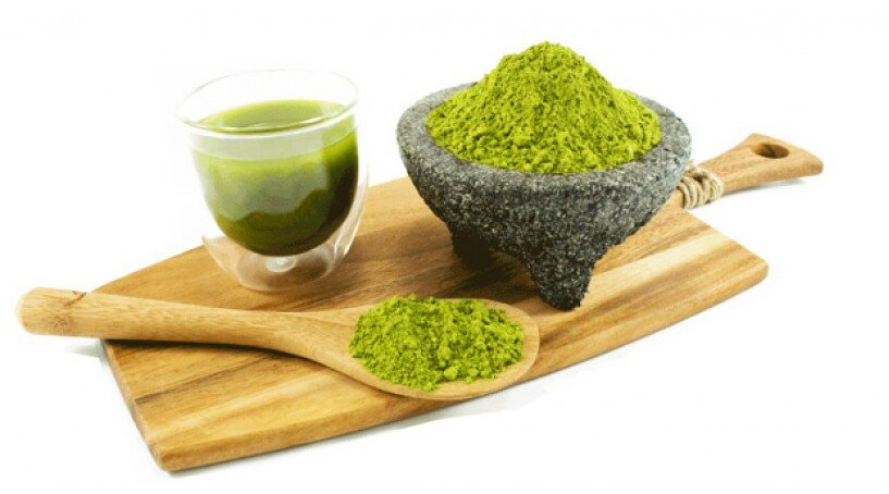 Cách phân biệt bột trà xanh nguyên chất và bột trà xanh Nhật Bản