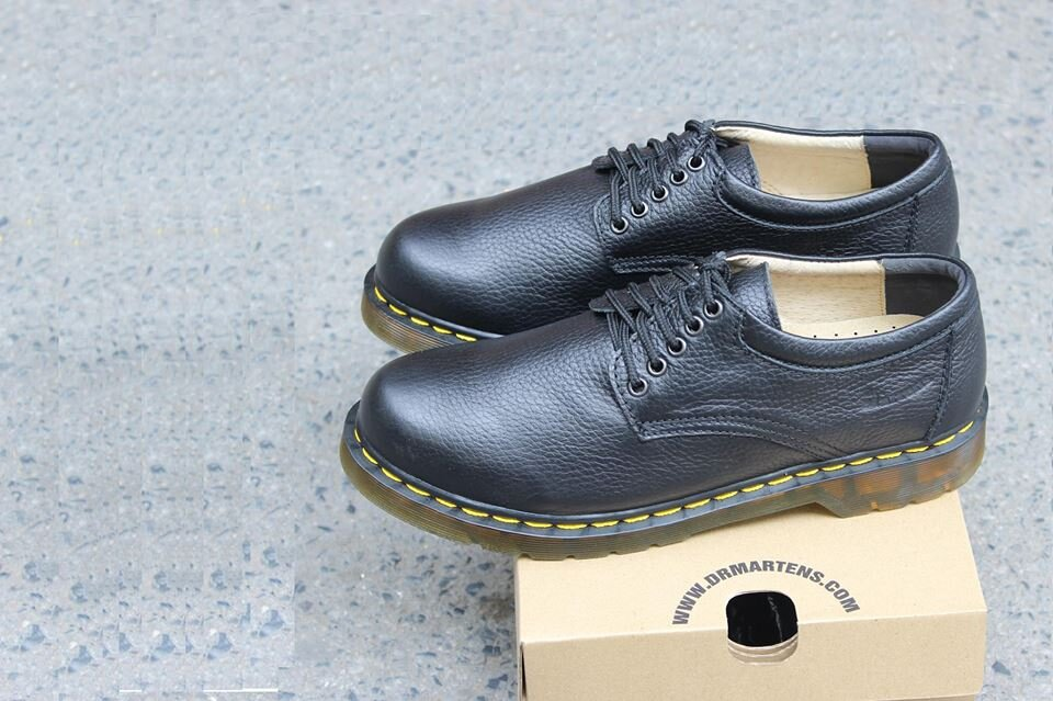 Cách phân biệt các loại da giày phổ biến