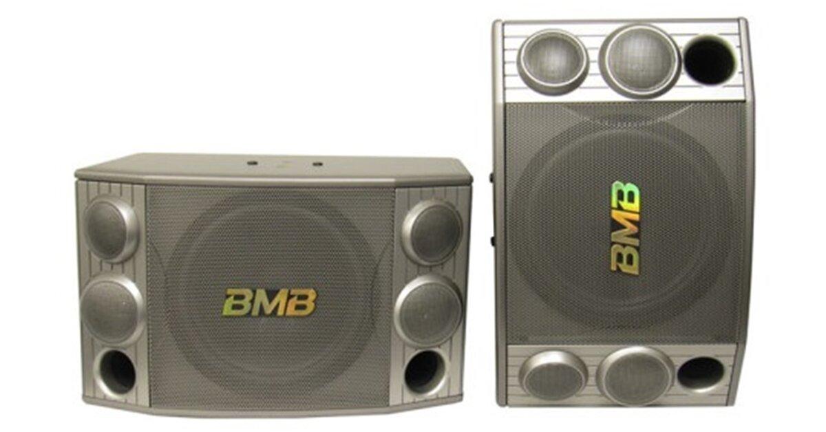 Cách phân biệt loa BMB chính hãng và hàng nhái trên thị trường