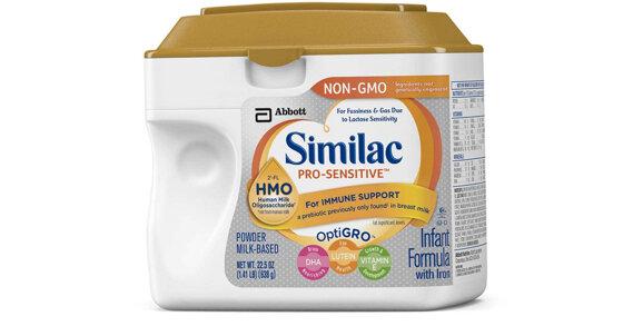 Cách phân biệt sữa bột Similac giả ? Cập nhật giá sữa tháng 10/2019