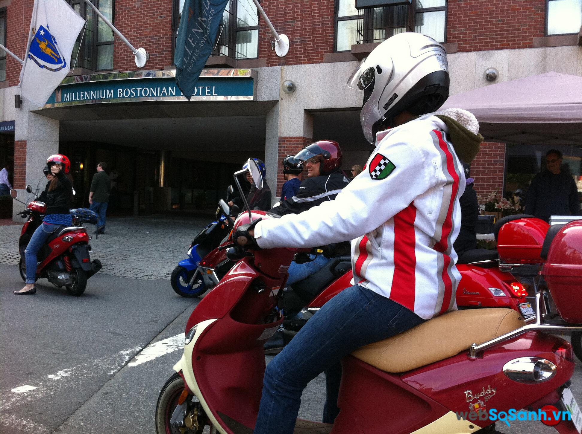 Cách phanh xe an toàn cho từng loại xe máy