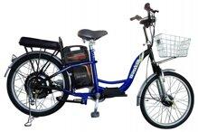 Cách sạc xe đạp điện Hitasa đúng cách nhất