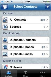 Cách sao lưu địa chỉ liên lạc trên iPhone