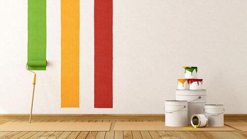 Cách sơn tường nhà đẹp đơn giản đón Tết 2017