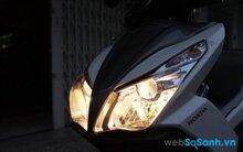 Cách sử dụng đèn pha xe máy có thể bạn chưa biết