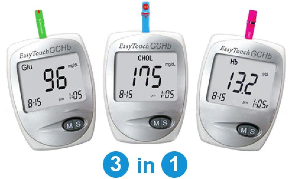 Cách sử dụng máy đo đường huyết không cần lấy máu