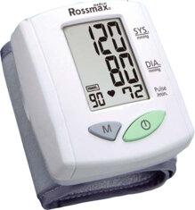 Cách sử dụng máy đo huyết áp điện tử Rossmax