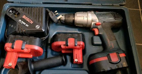 Cách sử dụng máy khoan cầm tay Bosch tháo lắp, bắn vít an toàn