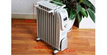 Cách sử dụng máy sưởi dầu Tiross ít tốn điện nhất mà bạn nên biết