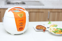 Cách sử dụng nồi cơm điện Hàn Quốc nấu đạt 3 yếu tố ngon thơm dẻo