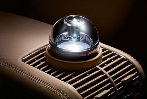 Cách sử dụng nước hoa cho xe hơi