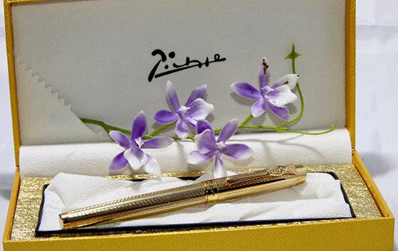 Cách sử dụng và bảo quản bút ký cao cấp