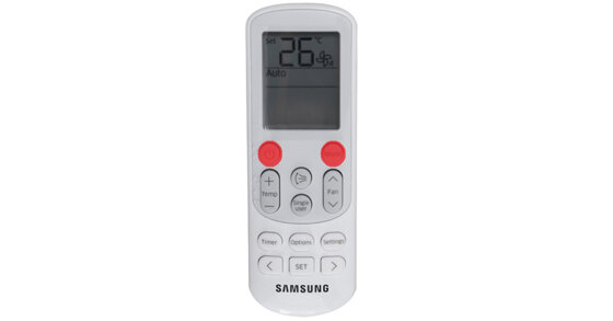 Cách sửa các lỗi trên remote điều khiển điều hòa Samsung