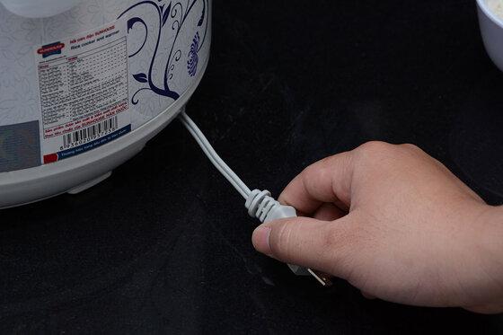 Cách sửa nồi cơm điện nhảy sớm, cháy đáy, không điện