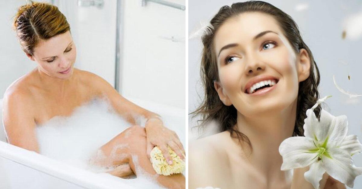 Cách tắm thơm lâu ướp hương tự nhiên cho cơ thể chị em phụ nữ chớ bỏ qua