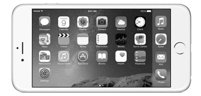 Cách thức kích hoạt chế độ cho người mù màu trên iPhone và iPad