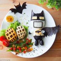 Cách trang trí món ăn ngộ nghĩnh giúp bé ăn nhiều hơn