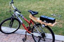 Cách tự chế xe đạp điện trợ lực từ xe đạp thông thường
