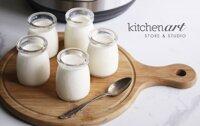 Cách ủ sữa chua bằng nồi áp suất đơn giản bổ dưỡng thơm ngon
