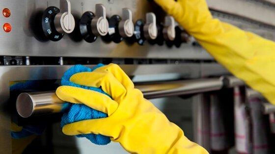 Cách vệ sinh lò nướng Sanaky thùng, Halogen sạch bong chỉ sau 7 bước