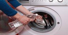 Cách vệ sinh máy giặt cửa ngang bằng các nguyên liệu an toàn