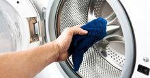 Cách vệ sinh máy giặt lồng ngang đơn giản nhất