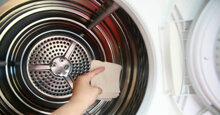 Cách vệ sinh máy giặt Toshiba cửa trên đơn giản tại nhà