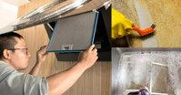 Cách vệ sinh máy hút mùi đơn giản tại nhà