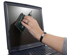Cách vệ sinh máy tính xách tay