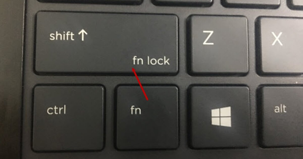 Cách vô hiệu hóa phím Fn trên bàn phím laptop Dell