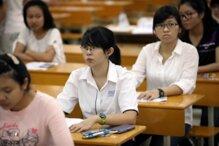 Cách xếp chỗ ngồi trong phòng thi kỳ thi THPT Quốc gia 2015