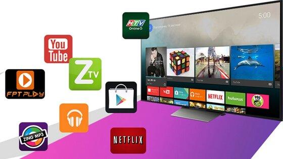 Cách xóa ứng dụng trên smart TV Samsung trong 5 phút