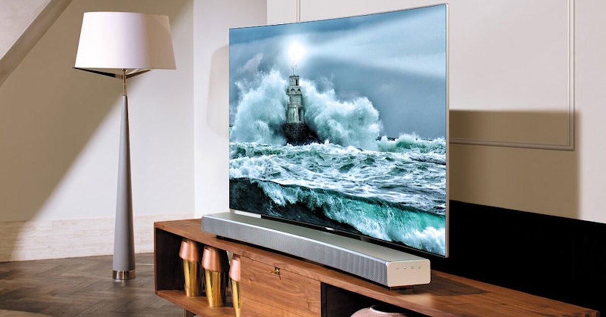 Cải thiện chất lượng âm thanh tivi đơn giản, nhanh chóng nhờ loa soundbar