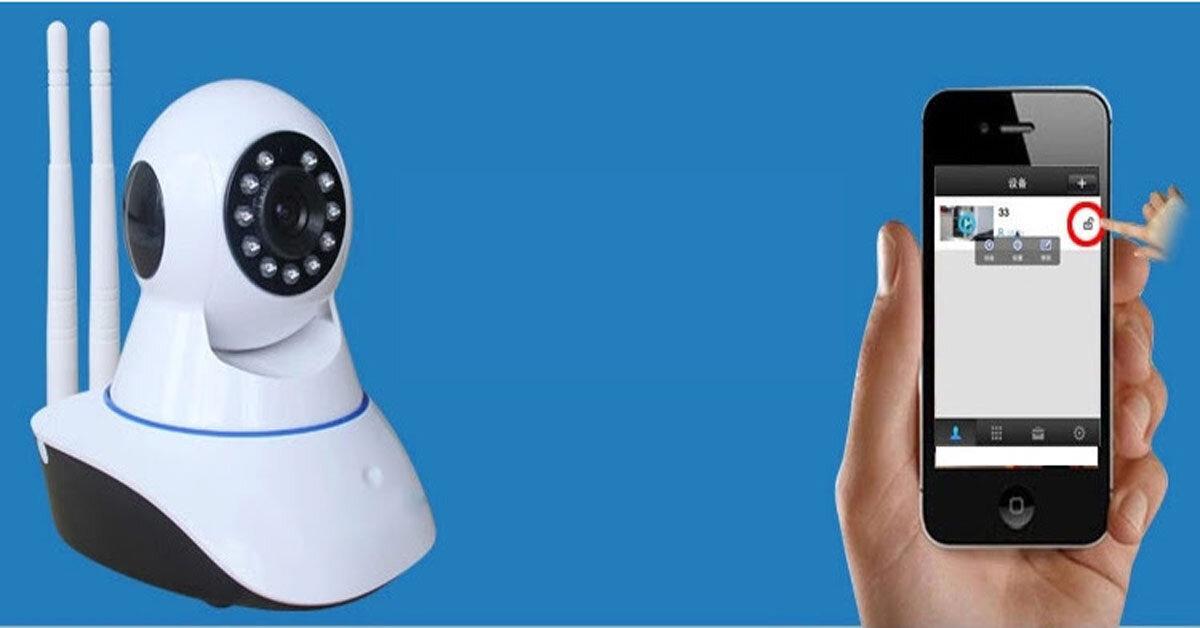 Camera an ninh IP Wifi là gì? Có gì khác biệt so với camera giám sát truyền thống?
