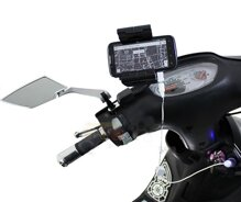 Camera hành trình cho xe máy: có cần thiết lắp đặt?