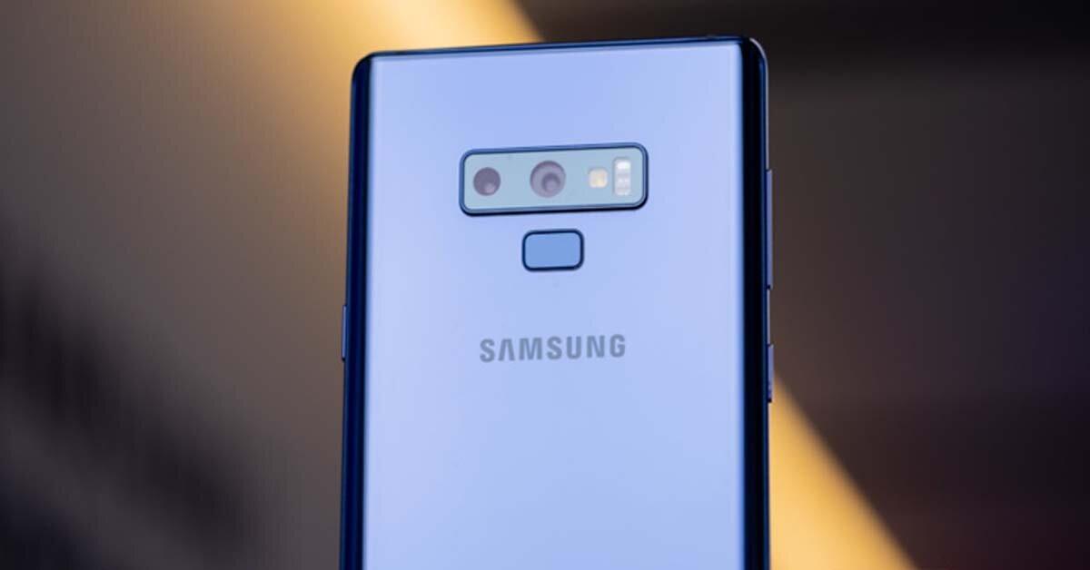 Camera trên điện thoại Samsung Galaxy Note 9 có gì nổi bật?