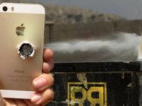 Cần bao nhiêu chiếc iPhone mới đỡ được đạn súng AK-47?