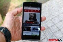 Cận cảnh Oppo Find 5 mini, smartphone tầm trung sắp bán ra tại Việt Nam