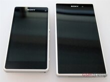 Cận cảnh Sony Xperia Z1 Compact