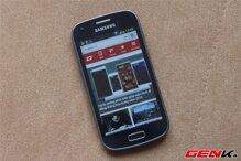 Cận cảnh Trend Plus, smartphone Galaxy giá rẻ vừa ra mắt