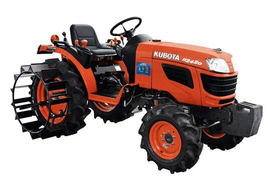 Cần chọn mua máy cày có công suất phù hợp với diện tích đất