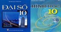 Cần lưu ý điều gì khi sử dụng sách giáo khoa toán 10?