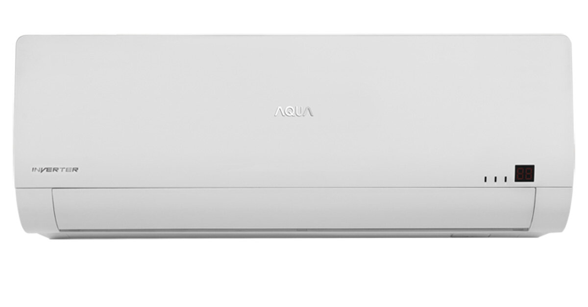 Cần mua điều hòa 9000BTU inverter giá rẻ: máy lạnh Aqua AQA-KCRV9WGSB sẽ là lựa chọn tốt cho bạn