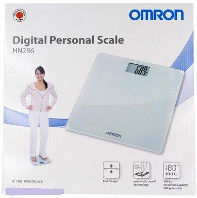 Cân sức khỏe Omron HN 286 cho kết quả cân chính xác nhất