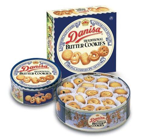 CẨN THẬN với bánh Danisa giả trong Tết nguyên đán 2017