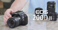Canon EOS 200D II là chiếc máy ảnh dành cho phượt thủ, có thật vậy không?