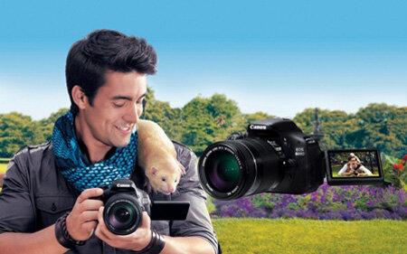 Canon EOS 600D – chiếc máy ảnh lý tưởng cho nhiếp ảnh gia mới vào nghề