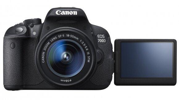 Canon EOS 700D – Máy ảnh giá rẻ, công nghệ cao của Canon (Phần 1)